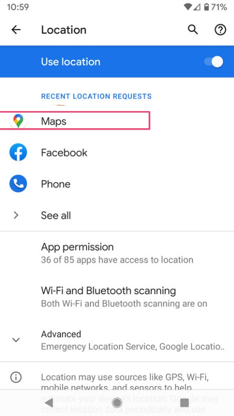 Fix Google Maps Not Working On Android