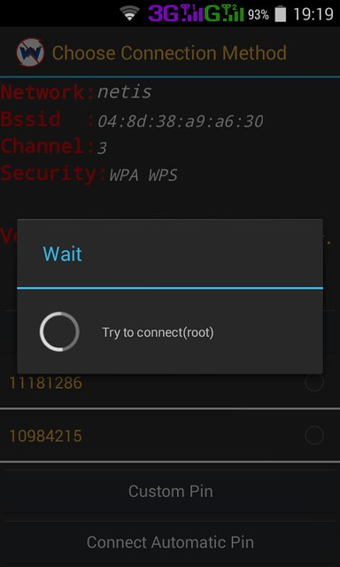 how to find wifi password without root