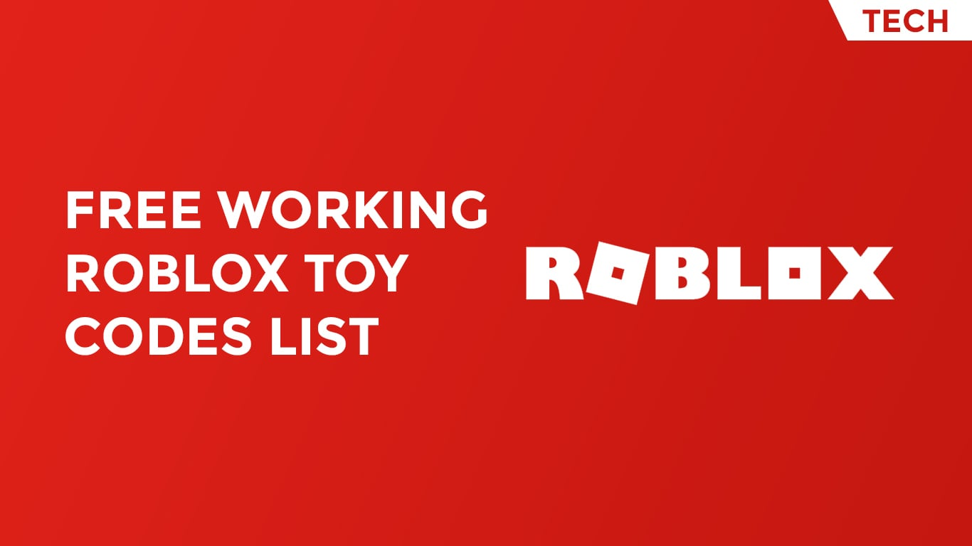 Roblox Toy Codes List