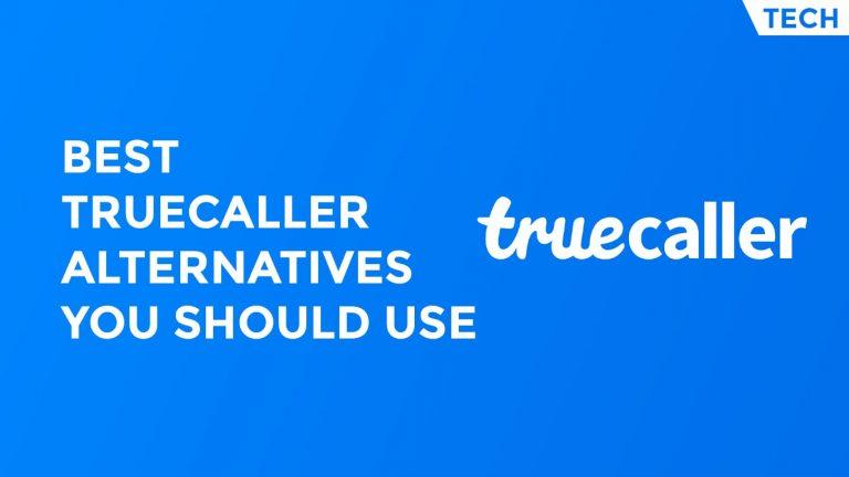 truecaller alternatives