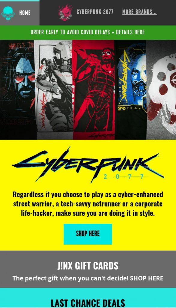 Site Like ThinkGeek