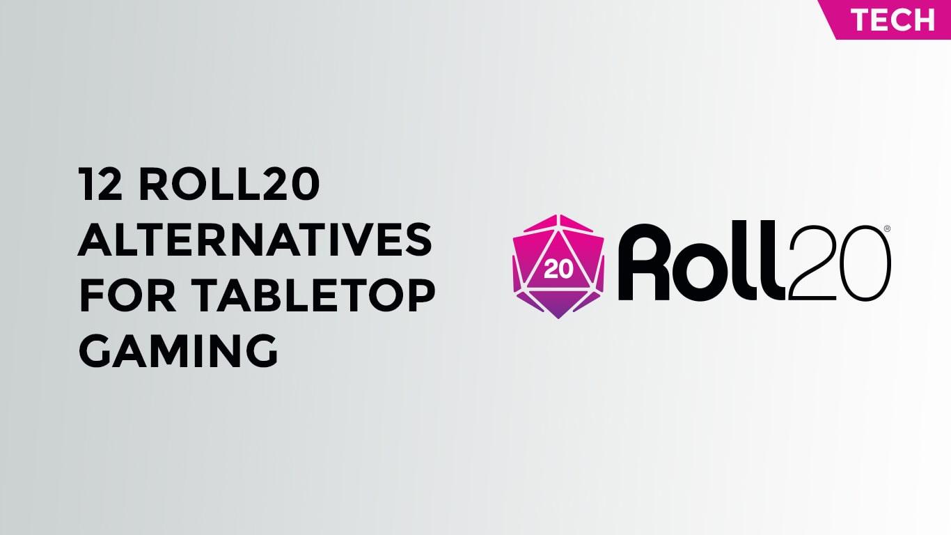 roll20 alternatives
