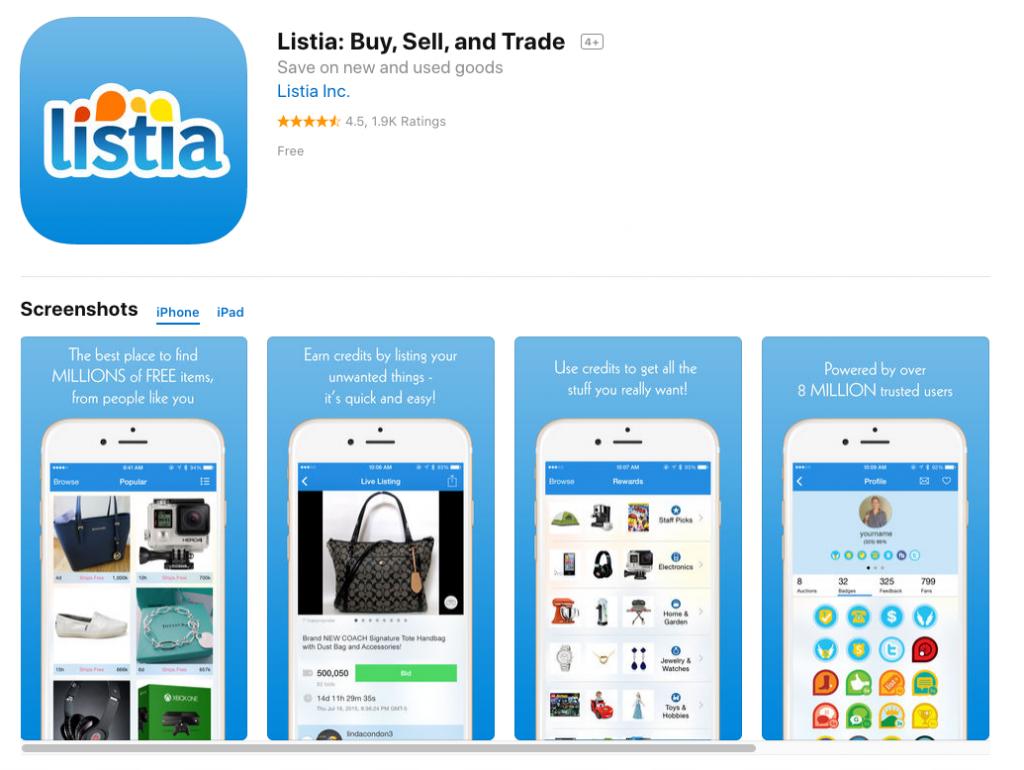 Garage Sale Apps