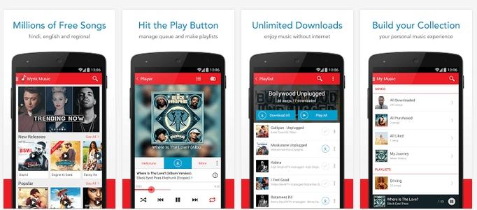 Cache Music App