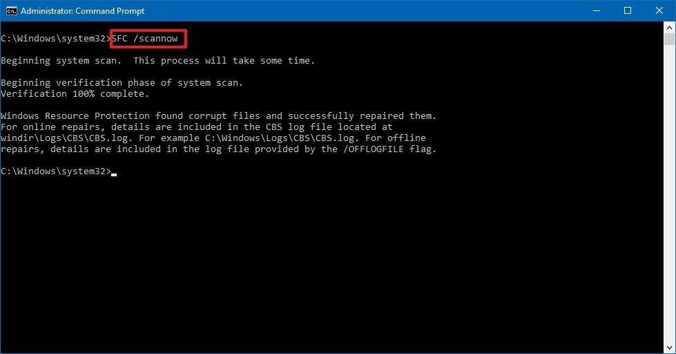 error code 0x800704ec