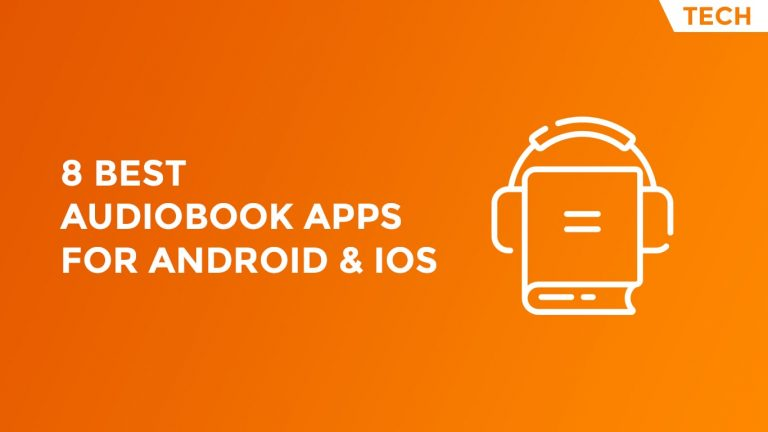 8 Best Audiobook Apps For Android & iOS-min