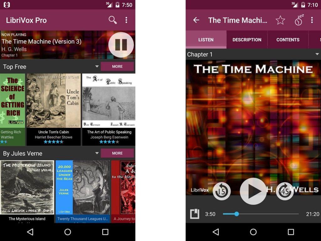 best audiobook app