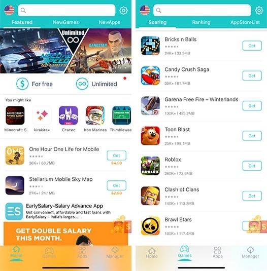 apps like cydia