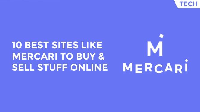 sites like mercari