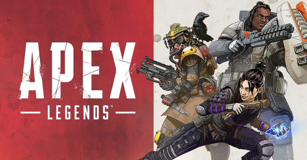 apex legends crashing