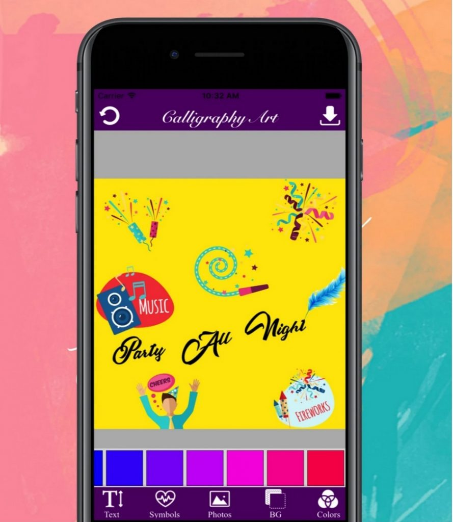 calligraphy apps