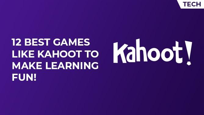 Best Games Like Kahoot