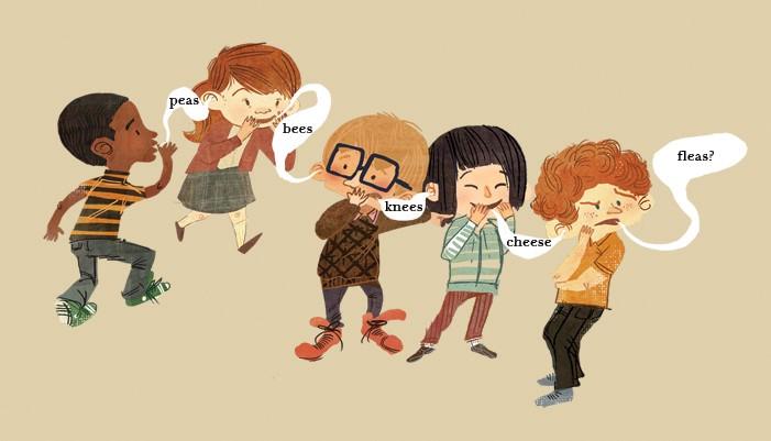 Telephone Game Phrases