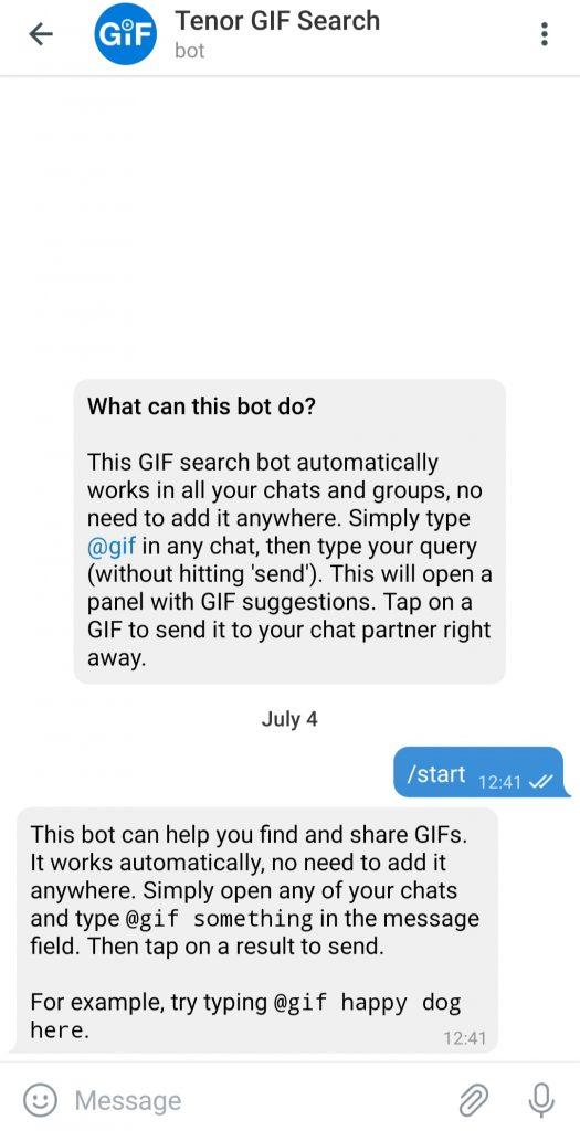 best telegram bots